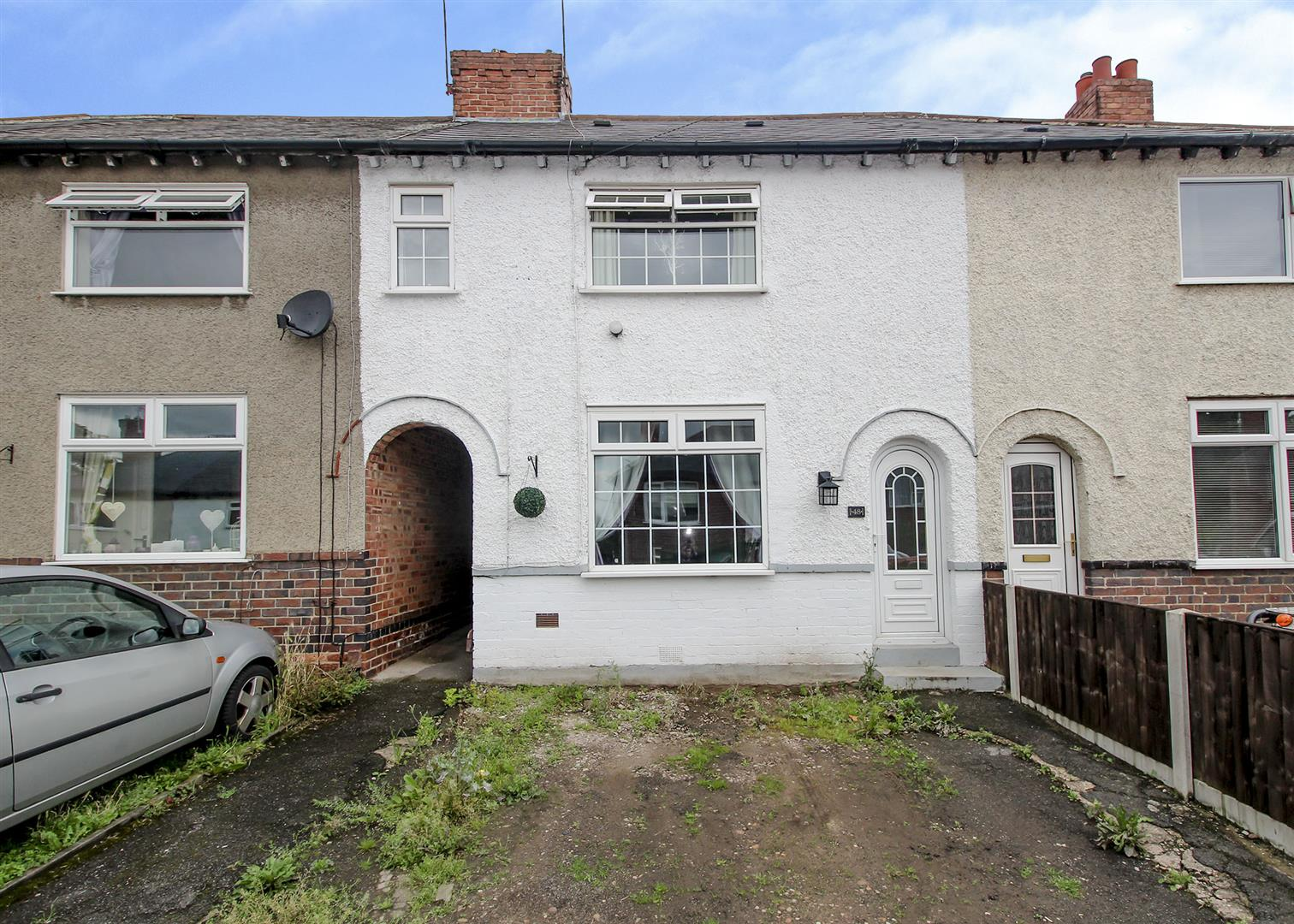 2 Bedrooms Terraced House for sale in Victor Crescent, Sandiacre